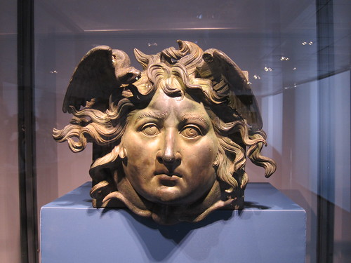 Head of Medusa by Michael Tinkler