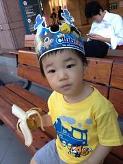 王冠とらちゃん (2012/10/4)