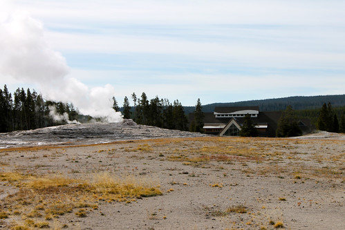 Back of Old Faithful