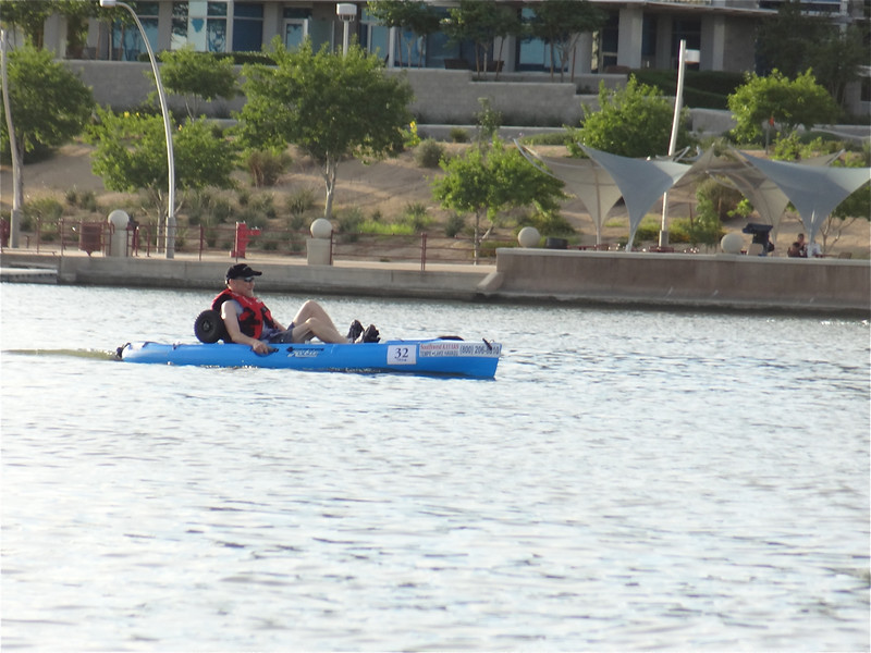 Hobie forums view topic hobie takes 1st four places in for Tempe town lake fishing
