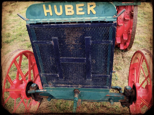 Header of huber