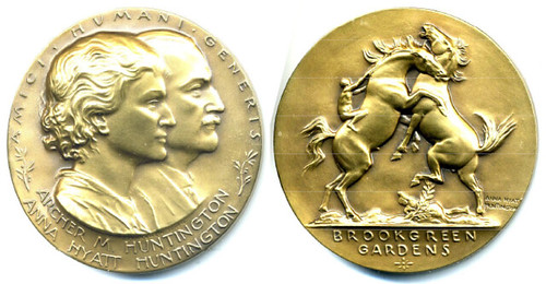 Brookgreen Gardens Founders Medal