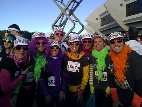 Colour me Rad course! by ngoldapple