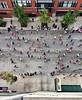 Birds eye view of the 2012 Chicago Marathon by cshimala