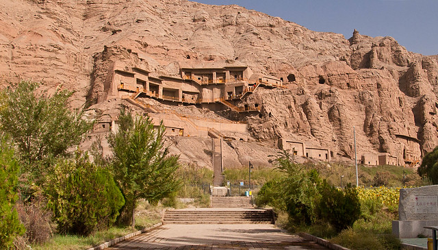 Kizil Thousand Buddha Caves