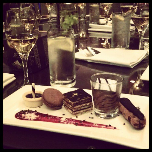 Sugar Hit at the Sofitel Wentworth. Death by chocolate!