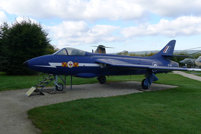 Hawker Hunter F6A