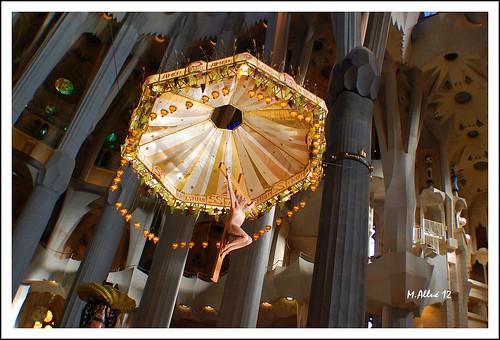 Sagrada Familia by Miguel Allué Aguilar