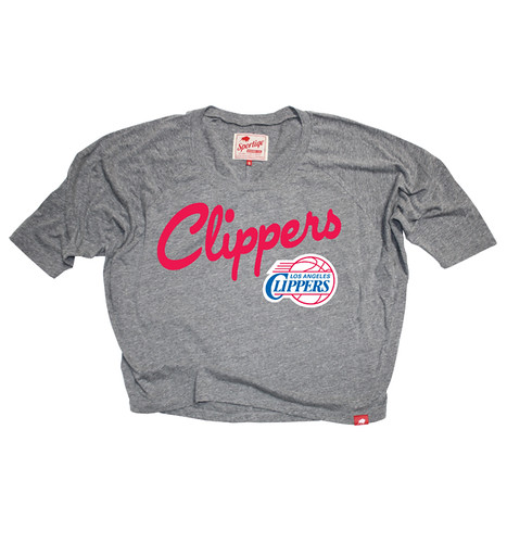 Los Angeles Clippers Marshall Sweatshirt by Sportiqe Apparel