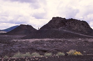 Idaho  -   Craters of the Moon National Monument   -  June 1975
