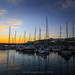 harbour sunset1