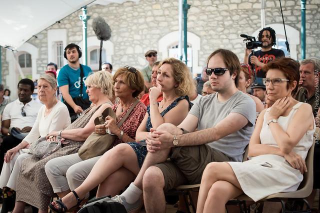 Carte blanche à Edwy Plenel cor-organisée avec Altaïr Culture Media au #OFF16