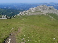 Camino de Aldamin, la segunda cima más alta de Bizkaia (1.373 m.)