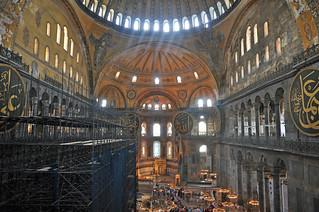 Istanbul-Hagia-Sofia-Inside