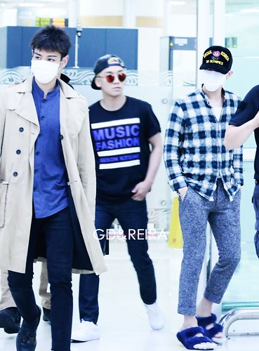Big Bang - Gimpo Airport - 07jun2015 - GDREIRA - 04