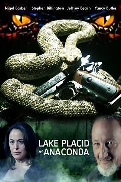 Assistir Pânico no Lago Projeto Anaconda Dublado