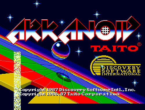 Arkanoid_v1.05_1988-03-31_Discovery_US_cr_Melnok_screenshot