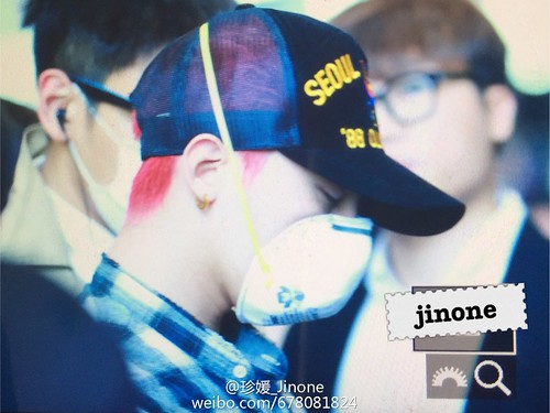 Big Bang - Beijing Airport - 05jun2015 - 珍媛_Jinone - 02