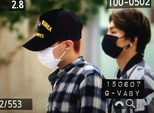 Big Bang - Gimpo Airport - 07jun2015 - G-Dragon - G_Vaby - 01