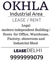 SALE-Okhla Industrial Area
