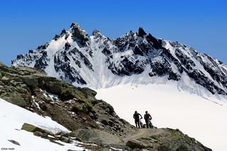 Silvretta mountains, Austria