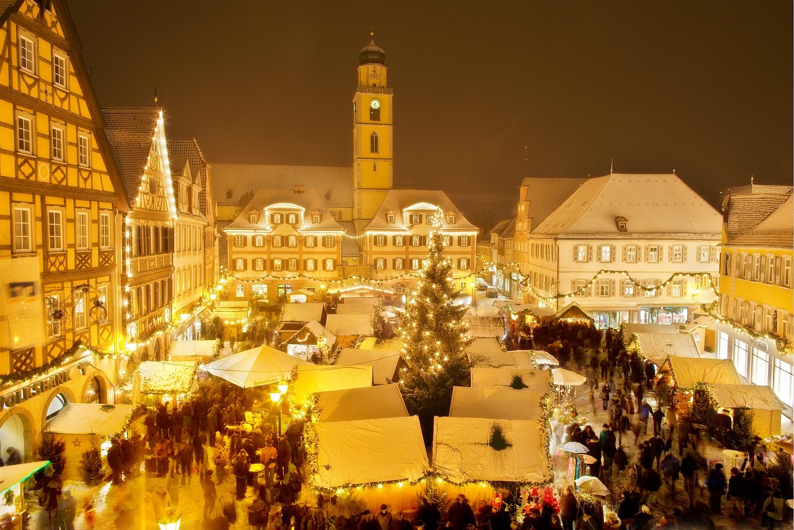 Weihnachtsmarkt Bad Mergentheim