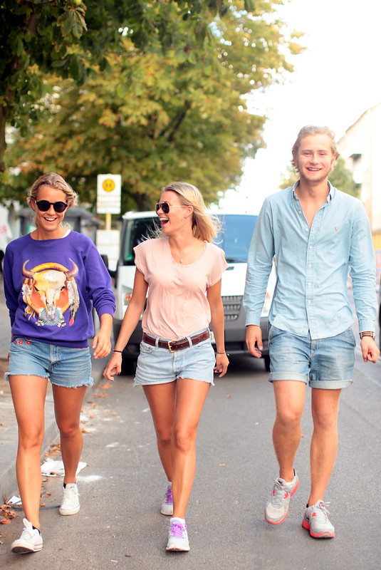Yes, we do love shorts