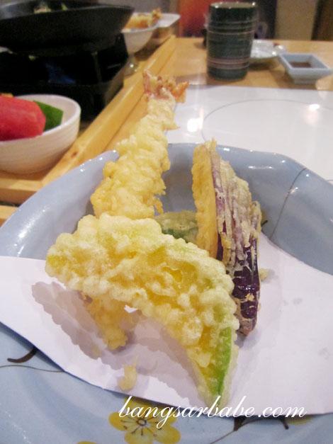 tempura copy