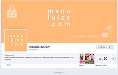 manuluize.com blog on facebook, like, it!