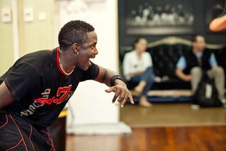CUBAN SALSA MASTERCLASS @ DanceAct / Ranses Charon & Guillermo Zayas Ramirez » 26. august 2012