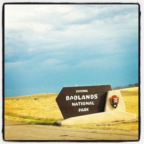 EV day 2 Badlands!