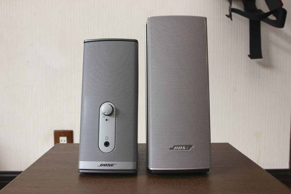BOSE Companion®20 multimedia speaker system