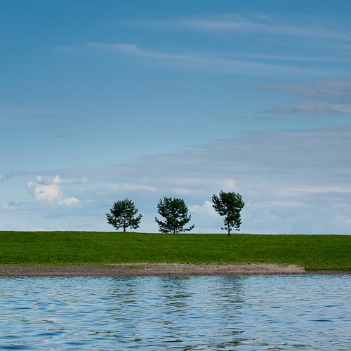 [フリー画像素材] 自然風景, 河川・湖, 樹木, 風景 - ノルウェー ID:201209112000