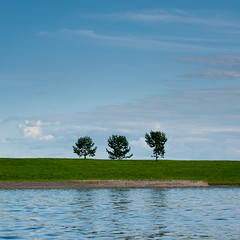 [Free Images] Nature, River / Lake, Trees, Landscape - Norway ID:201209112000