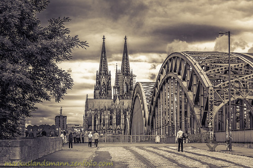 Cologne sightseeing