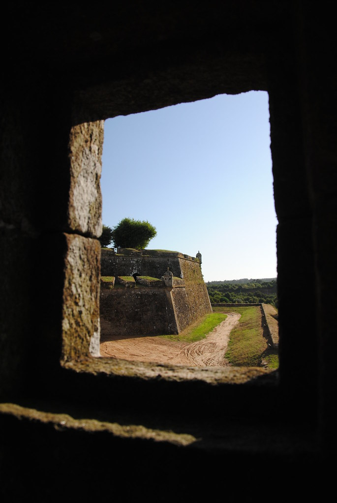 Valença fortress, Portugal, fromthewindow.net