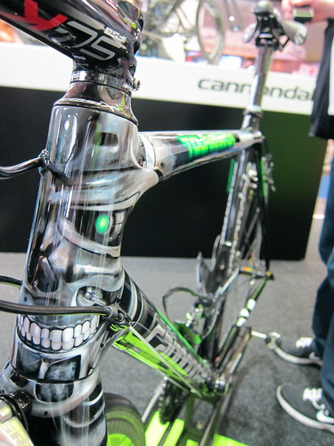 Sagan comic book headtube
