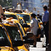new york taxis by ingridf_nl