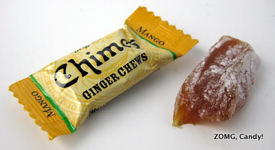 Chimes Ginger Chews - Mango