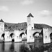 Pont Valentré, Cahors, France ©Swedish National Heritage Board