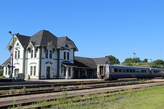 Canadian National Railway Station (Woodstock, Ontario)