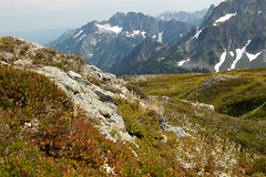 Hidden Lake Lookout, Cascade Pass, Sahale Arm 8/25/12 - 8/26/12