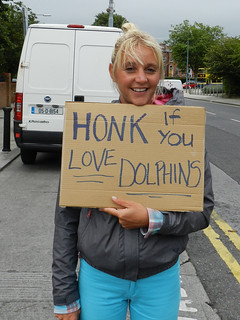Japan Dolphins Day 2012 Dublin
