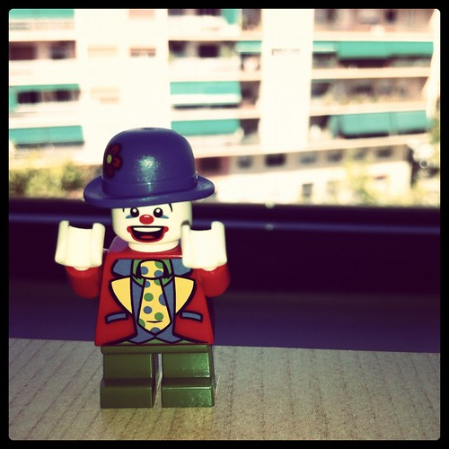 Lego Payaso