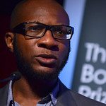 Teju Cole | Teju Cole on stage