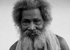 An old man of Laukanu
