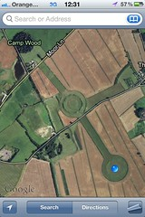Thornborough Henge 3 - south
