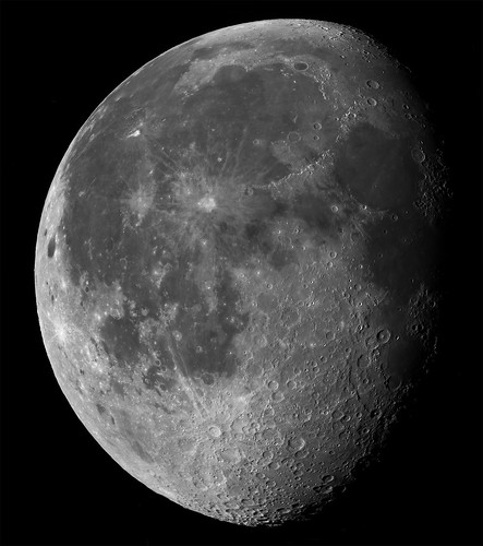 The Moon - 050912 by Mick Hyde