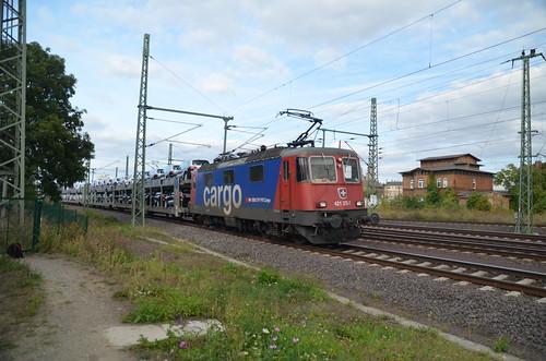 SBB 421 375
