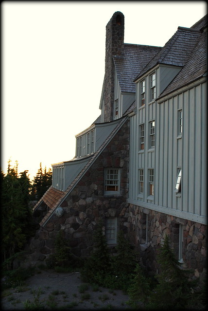 Timberline Lodge - Mt. Hood